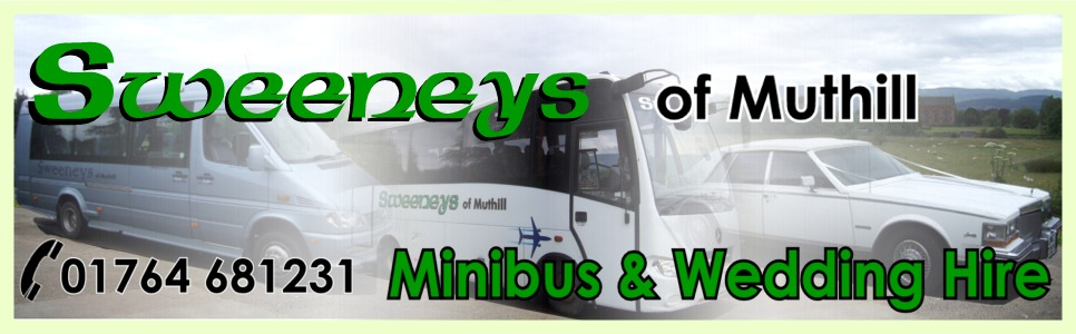 Sweeneys Minibus & Wedding Hire